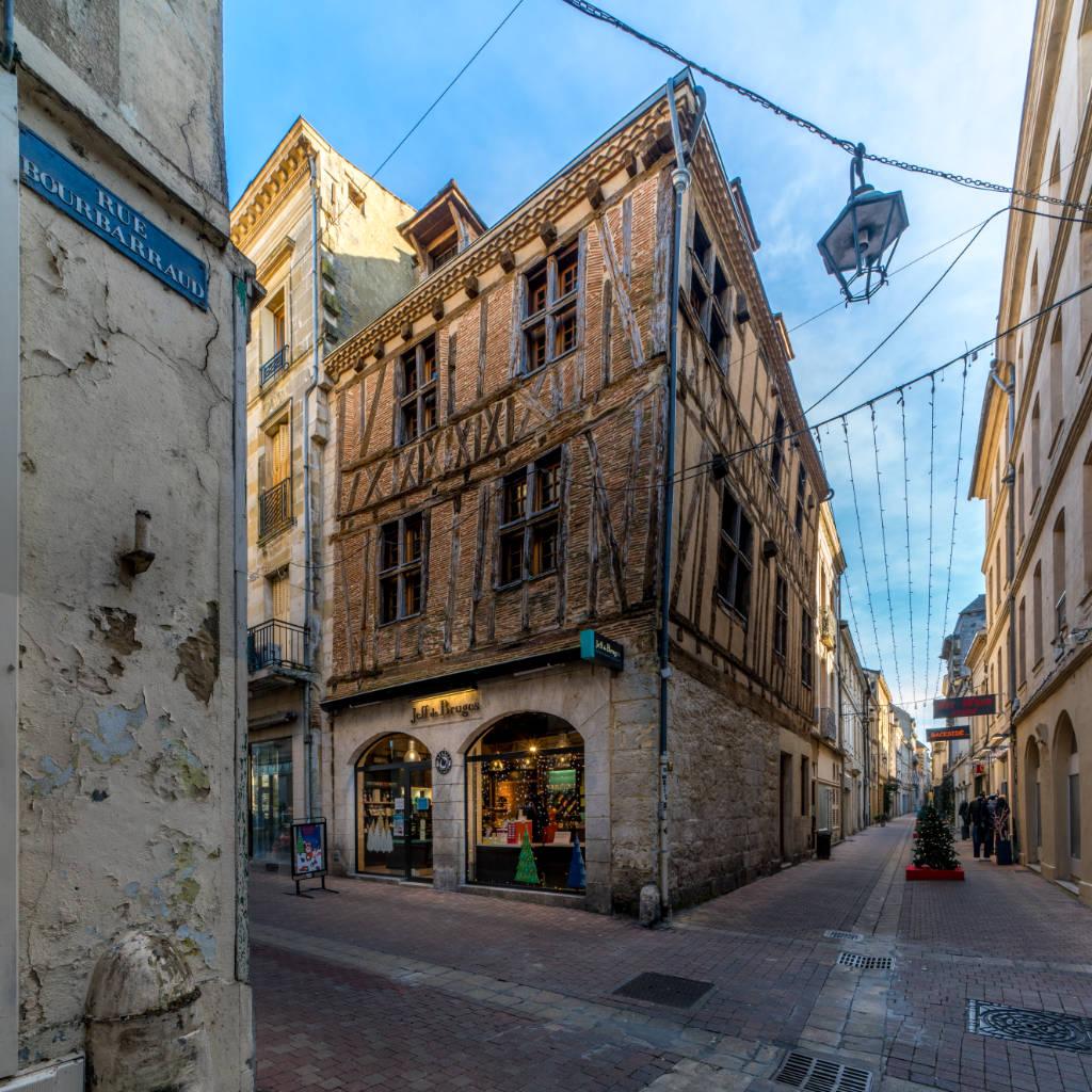 travel architectural photography andeye Jeff de Bruges Bergerac France