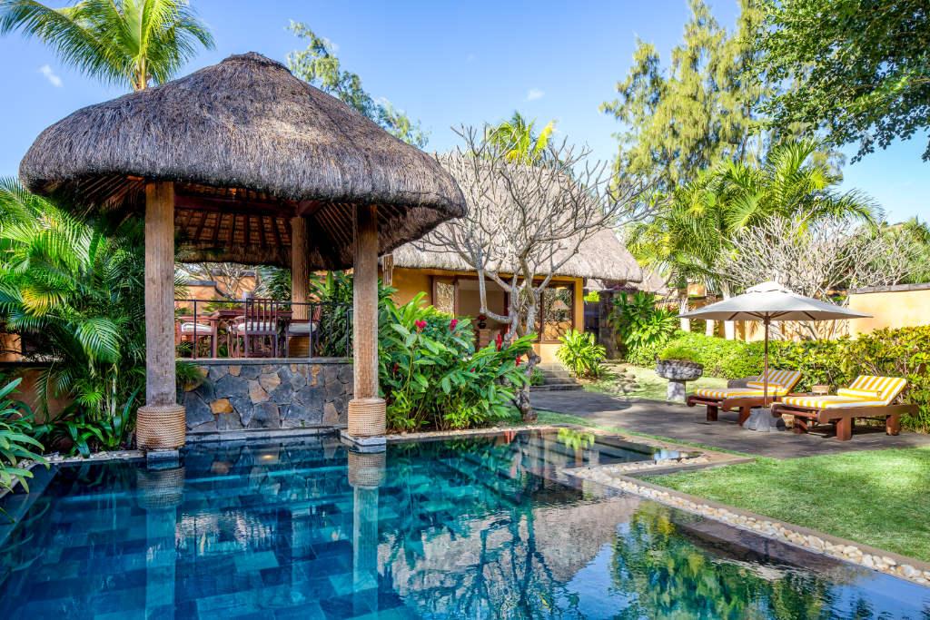 The Oberoi Mauritius Luxury Villa Pool
