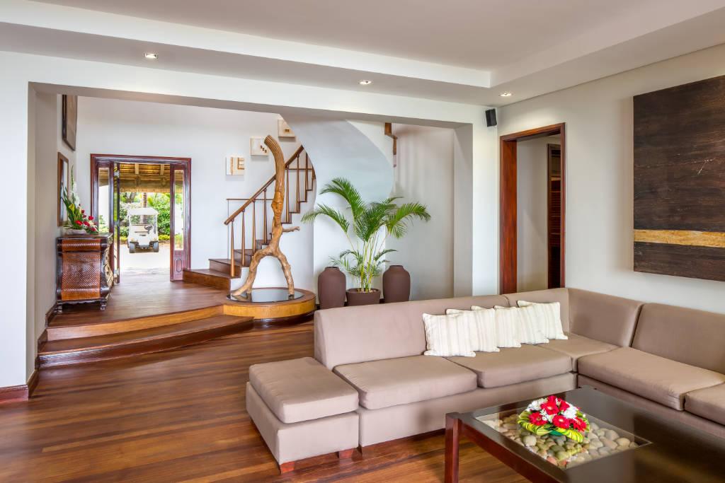 Beachcomber Paradis hotel suite Mauritius
